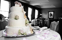 Wedding Cakes Singleton.