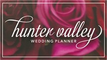 Hunter Valley Wedding Planner Magazine.