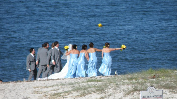 Port Stephens Wedding