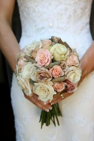 Hunter Wedding Flowers