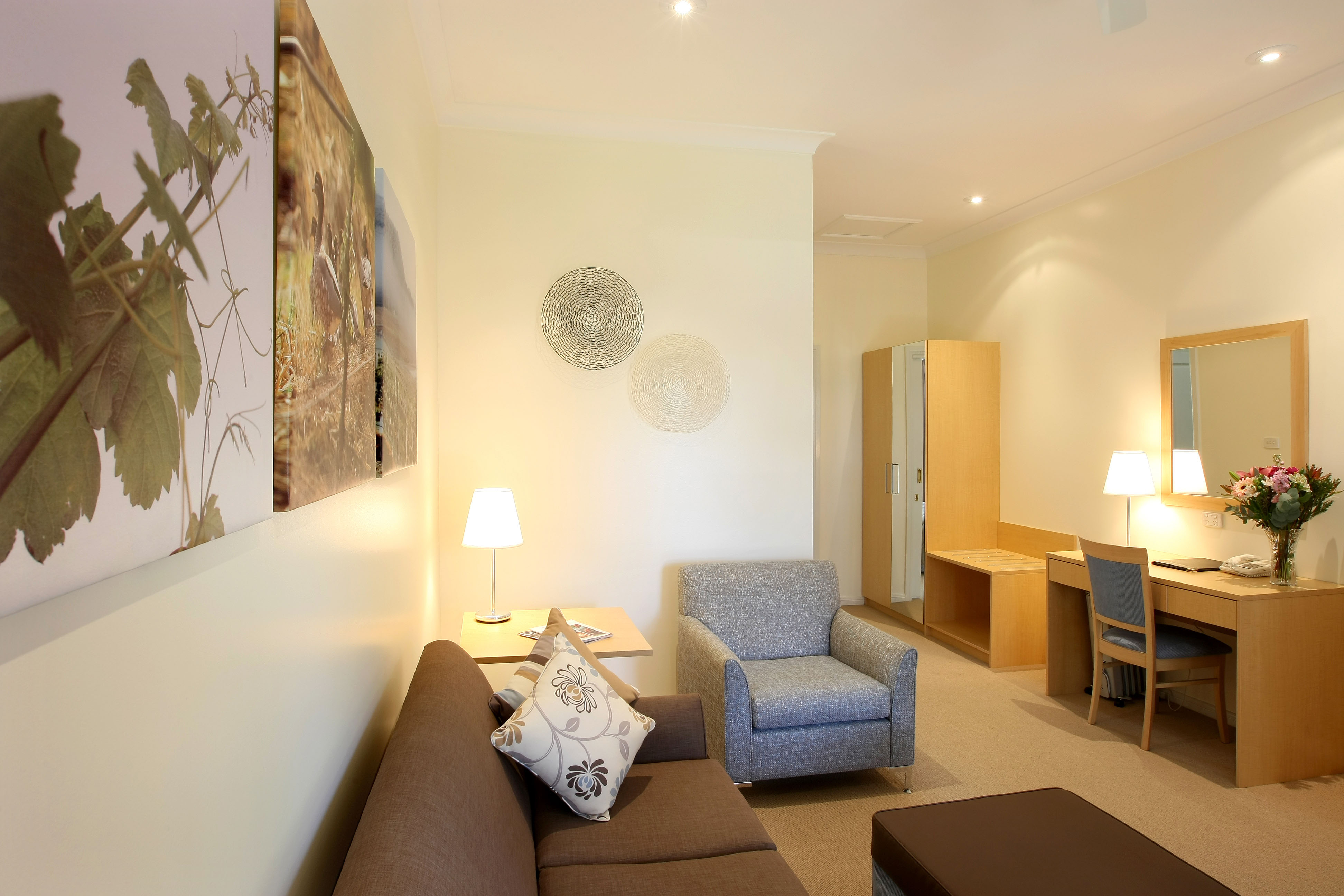 Guest Accommodation at the Hunter Valley