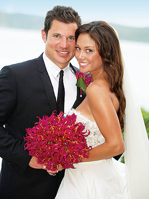 Nick Lachey and Vanessa Millanno
