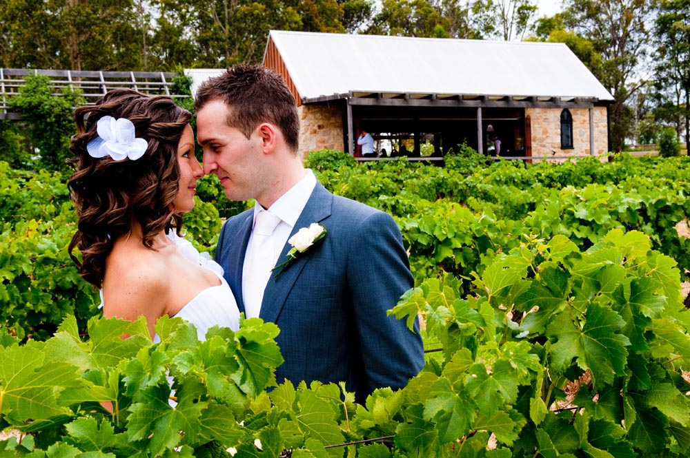 Hunter Valley Vineyard Weddings