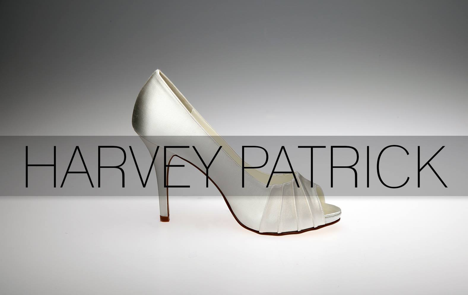 Harvey Patrick Bridal Shoes