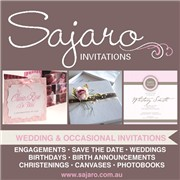 SAJARO Invitations.