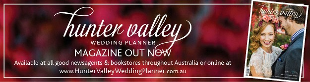 Your Hunter Valley Wedding Planner